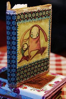 Drobnosti - Zajac a rybka - 8088969_
