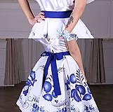 Sukne - suknička FOLK - 8088945_