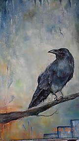 Obrazy - The Raven - 8090317_