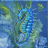 Obrazy - Morský koník - 8091795_