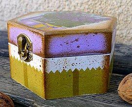 Krabičky - Krabička stredná - 8090513_