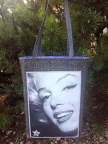 Veľké tašky - Taška MARILYN-magnet.zapínán - 8091655_