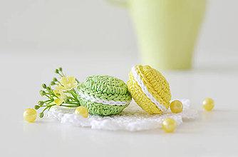 Hračky - Francúzske macarons