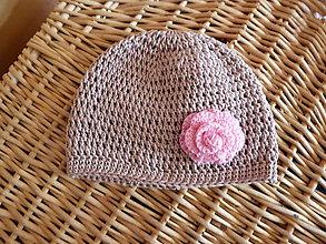 Detské čiapky - detská čiapka MUSKAT - 8096269_