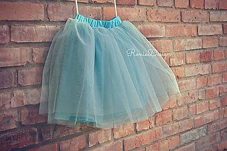 Detské oblečenie - tylovka - 8094338_