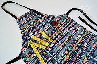 Detské oblečenie - Zásterka pre malého pomocníka - 8095228_