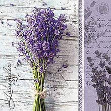 Papier - Servítka Lavender - 8092849_