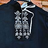 Detské oblečenie - Čierna detská košeľa - 8092638_