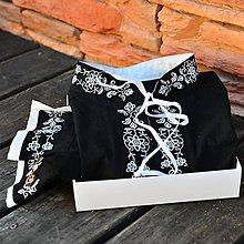 Oblečenie - Čierna - 8092628_