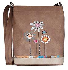 Veľké tašky - 731 - květinová - 8093568_