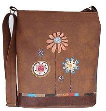 Veľké tašky - 732 - květinkovaná - 8093583_