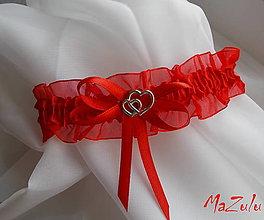 Bielizeň/Plavky - la Espaňa ♥ svadobný podväzok♥ - 8092701_