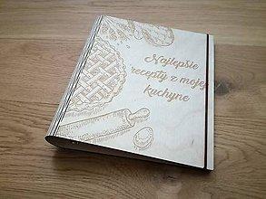 Papiernictvo - Obal na recepty 2 - 8093399_