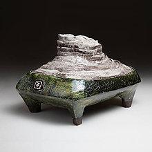 Dekorácie - Keramická váza - 8092756_