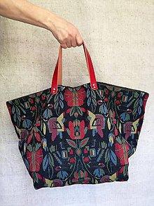 Nákupné tašky - Lea - taška - 8093582_
