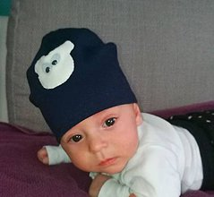Detské čiapky - Čiapočka - Macík - 8095574_