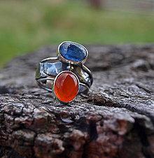 Prstene - Západ nad hladinou - 8094279_