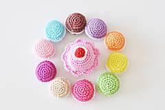 Hračky - Francúzske macarons set - 8092728_