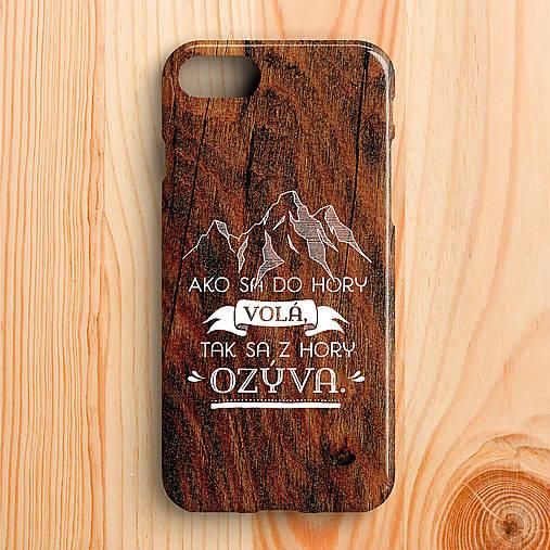 Na mobil - Ako sa do hory volá… - 8097663_
