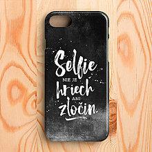 Na mobil - Selfie nie je hriech ani zločin - 8097665_