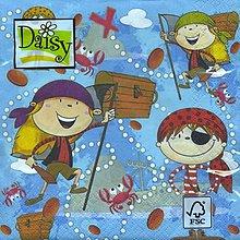 Papier - Servítka - Daisy - 8099402_