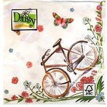 Papier - Servítka - Daisy - 8099510_