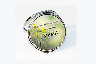 Zrkadielka - Anjel-mama - 8099538_