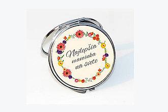 Zrkadielka - Najlepšia maminka na svete - 8099542_