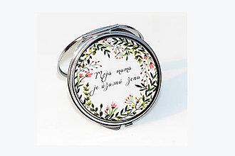 Zrkadielka - Moja mama je úžasná žena - 8099545_