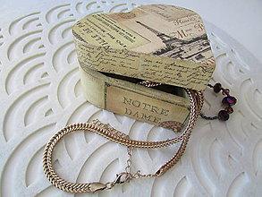 Krabičky - Šperkovnica - 8097980_