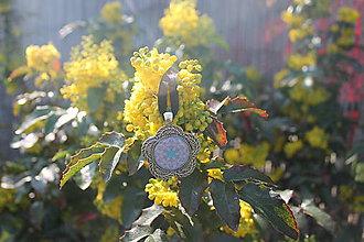 Iné šperky - Prívesok Mandala - 8099491_