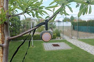 Iné šperky - Prívesok Mandala - 8099762_
