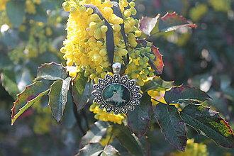Iné šperky - Prívesok Víla - 8099821_