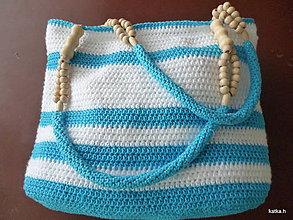 Iné tašky - Hackovana taska - 8098890_