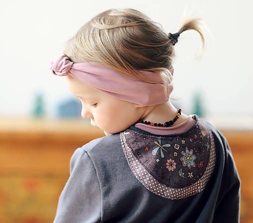 Detské oblečenie - V rozkvetlé zahrádce - 8096330_