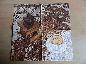 Papier - káva - 8098894_