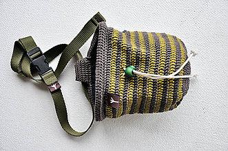 Iné tašky - vrecko na magnezium - 8100355_