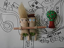 Drobnosti - Adam a Eva - 8100792_