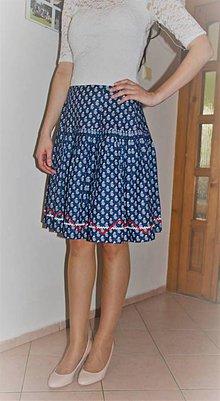Sukne - folkové sukne - 8100347_