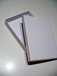 Krabičky - pevná krabička z lepenky 1,5mm - 8103246_