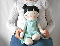Hračky - veľká bábika Zita - 8101325_