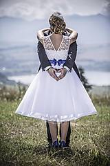 - Opasok na spoločenské šaty  - 8100784_