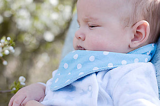 Detské doplnky - Šatka pre bábätko - 8103482_