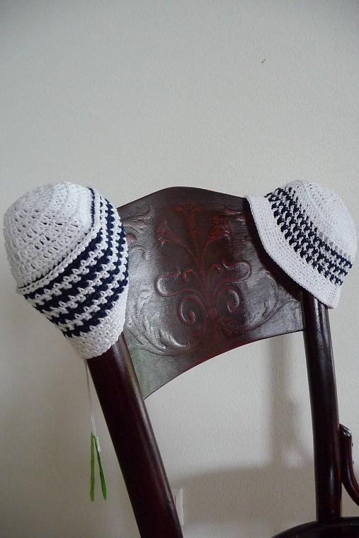 7d1573cd3 Námornícke čiapky / JanaH. - SAShE.sk - Handmade Detské čiapky