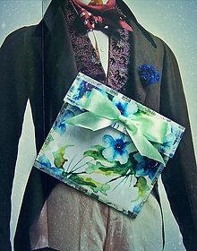 Papiernictvo - Polnočné zasnúbenie (z kolekcie Midnight Paris) - 8103438_