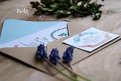 Papiernictvo - Svadobné oznámenie 18 - 8106285_