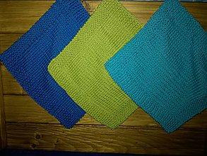 Úžitkový textil - Kúpeľňové žinky - 8106383_