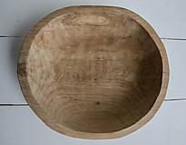 Nábytok - misa drevená, XL - 8104416_
