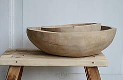 Nábytok - misa drevená, XL - 8104418_