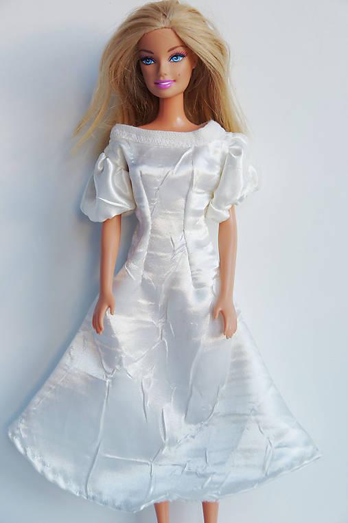 Svadobné retro šaty pre Barbie   TrishaFate - SAShE.sk - Handmade Hračky 82e42e611f1